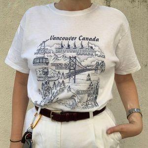Tops - Canada Tshirt